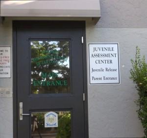 parent entrance